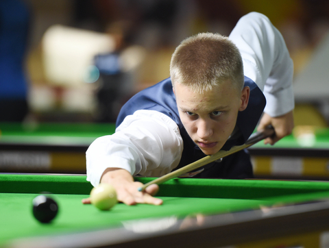 Central and Eastern European snooker market growing