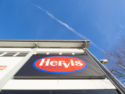 7 new stores for Hervis in Croatia