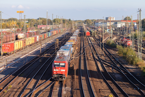Asia-Europe Rail Traffic Improves to Central Europe